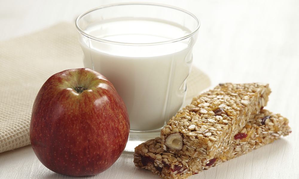Healthy Meals and Snacks for the Busy Athlete