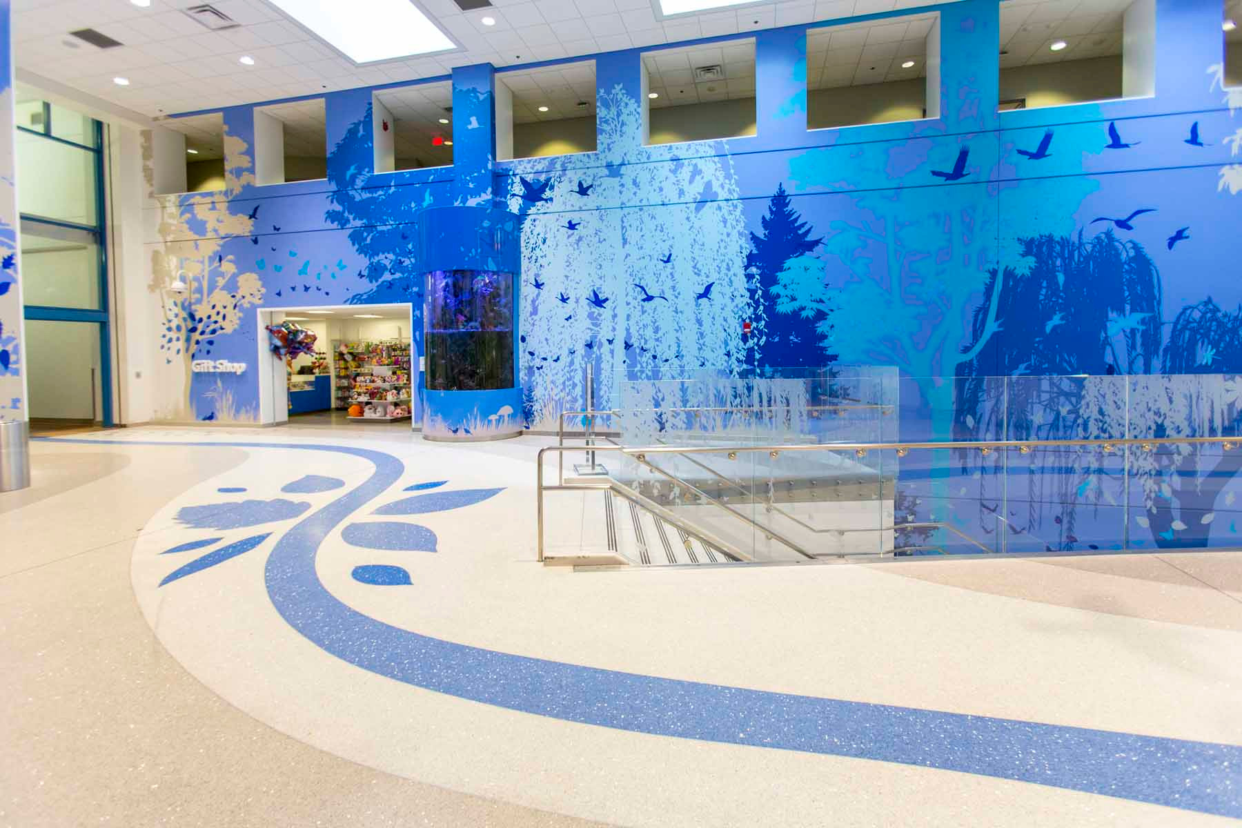 Wayfinding at Nationwide Children's