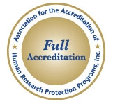 Full Accreditation Badge