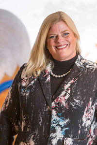 Donna Teach: Chief Marketing and Communications Officer