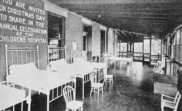 Our History: Hospital Opens in 1892