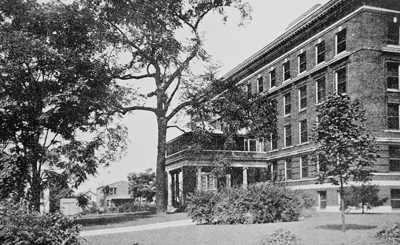 Our History: New Hospital Opens