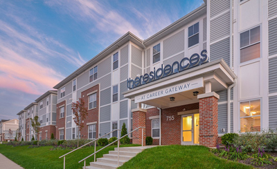 Our History: Residences at Career Gateway Opens