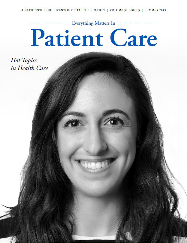 In Patient Care Summer 2019 Cover