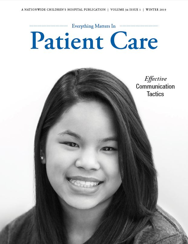 In Patient Care Winter 2019