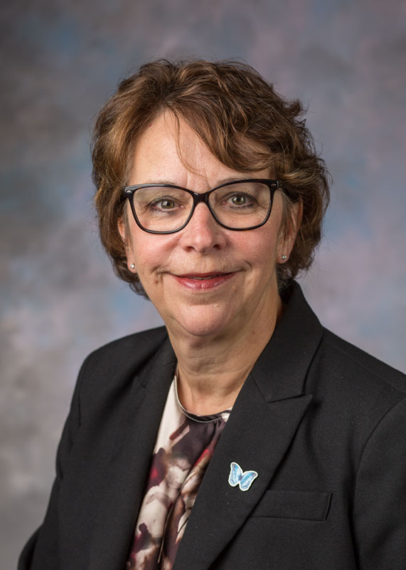 Linda Stoverock, Chief Nursing Officer