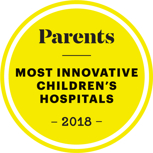 Parents Most Innovative Childrens Hospitals 2018