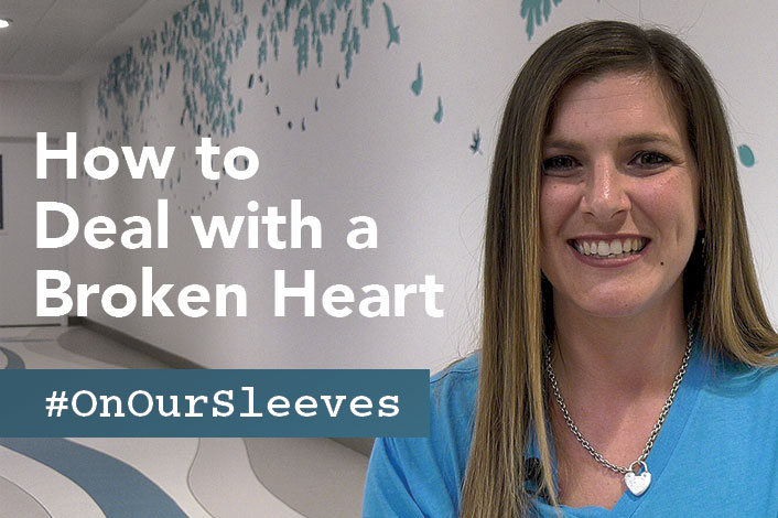 How to Deal with a Broken Heart