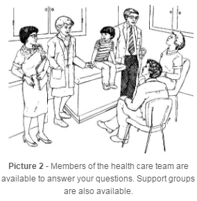 members of the health care team