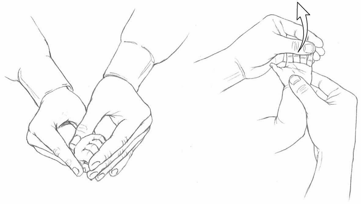 Finger Flexion and Extension