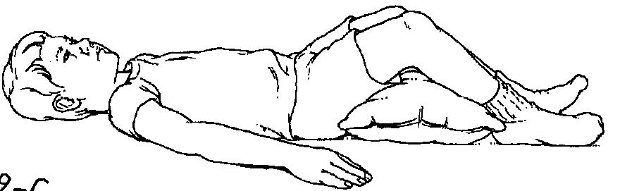 Diaphragm Breathing Laying Down