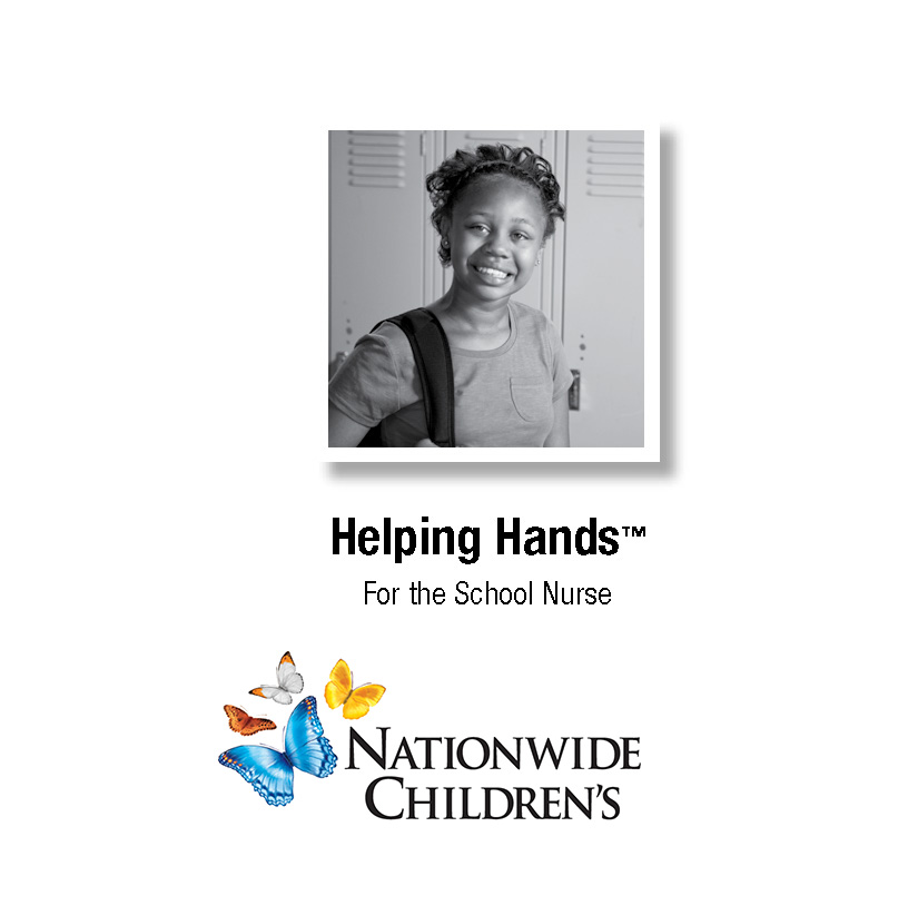 online store helping hands for school nurse CD
