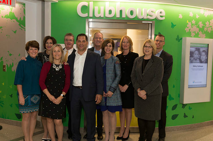 Alliance Data Sibling Clubhouse