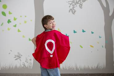 Children's Miracle Network Superhero