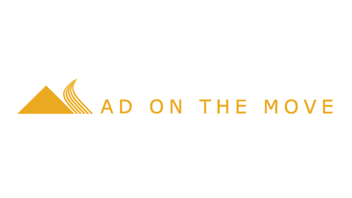 Ad On The Move Logo