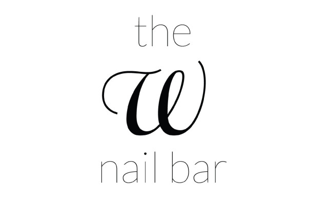 The W Nail Bar Logo