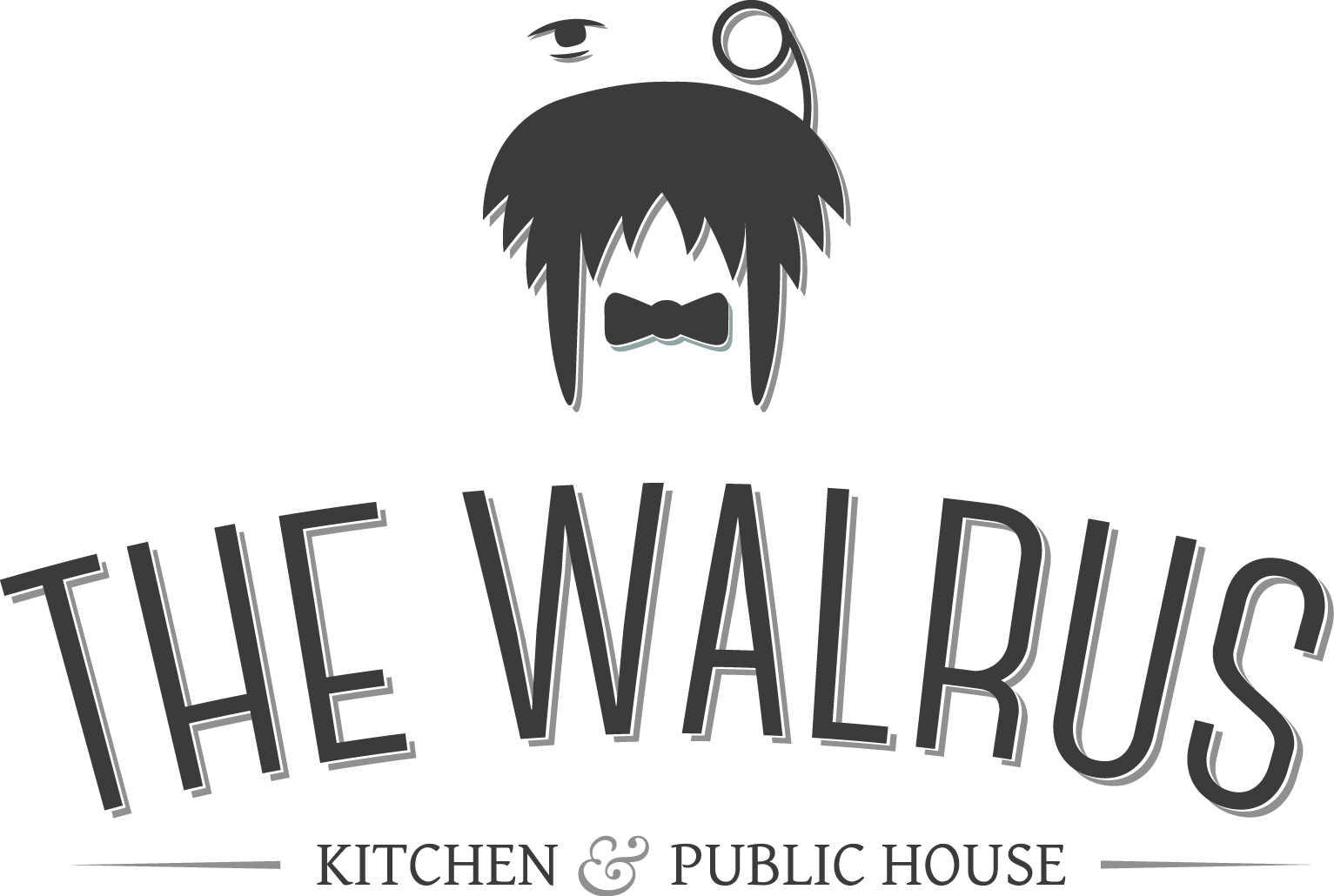 The Walrus Kitchen and Public House Logo