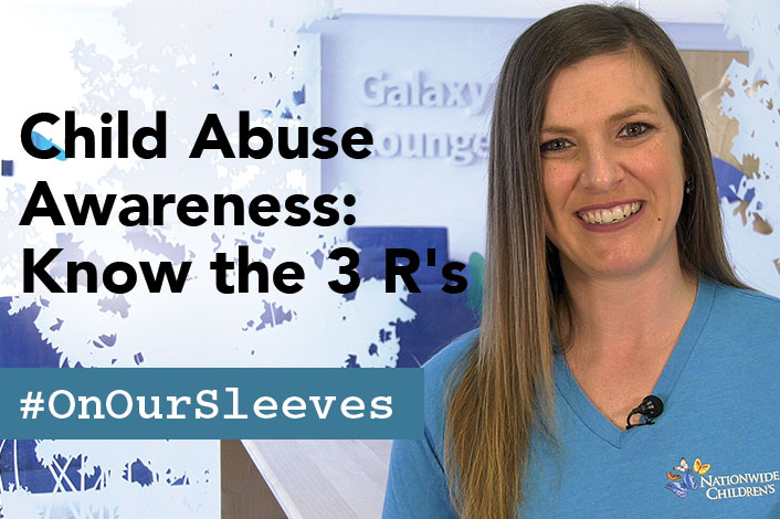 Child Abuse Awareness: Know the 3 R's