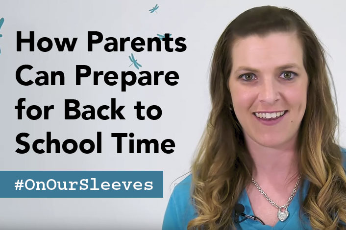 How Parents Can Compare to Back to School Time