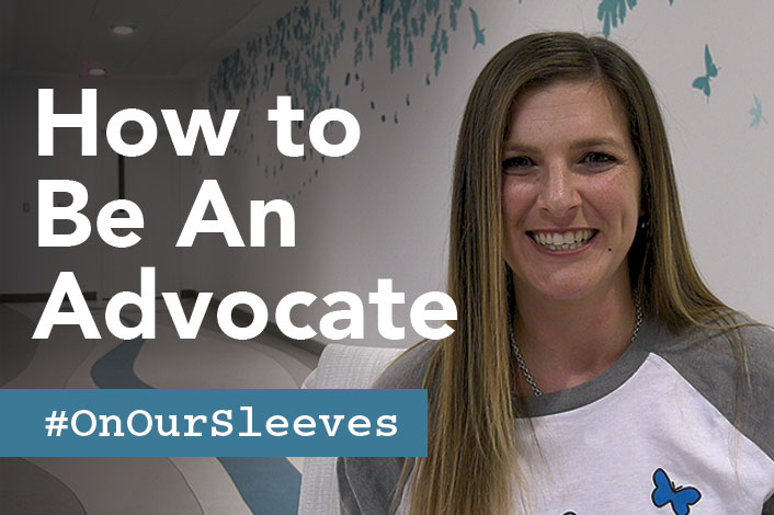 How to be an Advocate