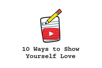 How to teach yourself love