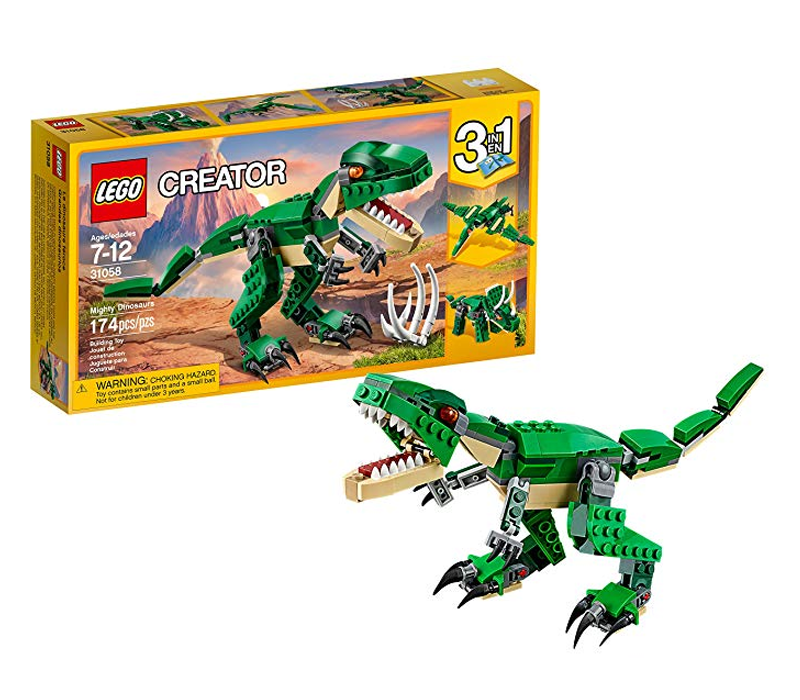 Nationwide Children's Hospital Shop for a Cause wishlist item LEGO dino