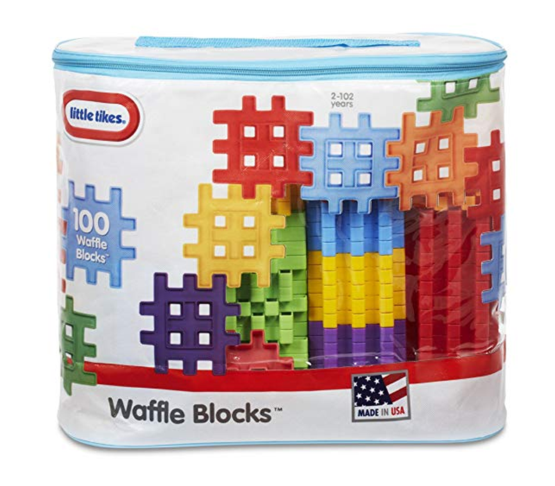 Nationwide Children's Hospital Shop for a Cause wishlist item waffle blocks