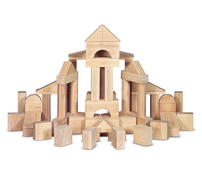 Nationwide Children's Hospital Shop for a Cause wishlist item wooden blocks