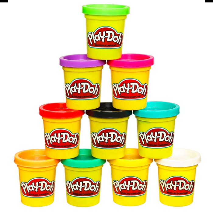 Nationwide Children's Hospital Shop for a Cause wishlist item playdoh pack