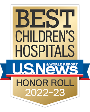 Nationwide Children's Hospital Named to U.S. News & World Report's 2018-19 Best Children's Hospitals Honor Roll