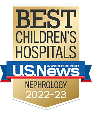US News Badge Nephrology