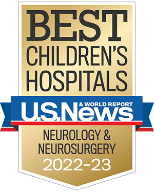 US News Badge Neurology and Neurosurgery