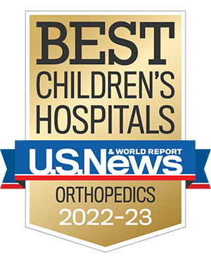 US News Badge Orthopedics