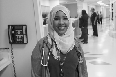 Shukri, RN, Emergency Dept.