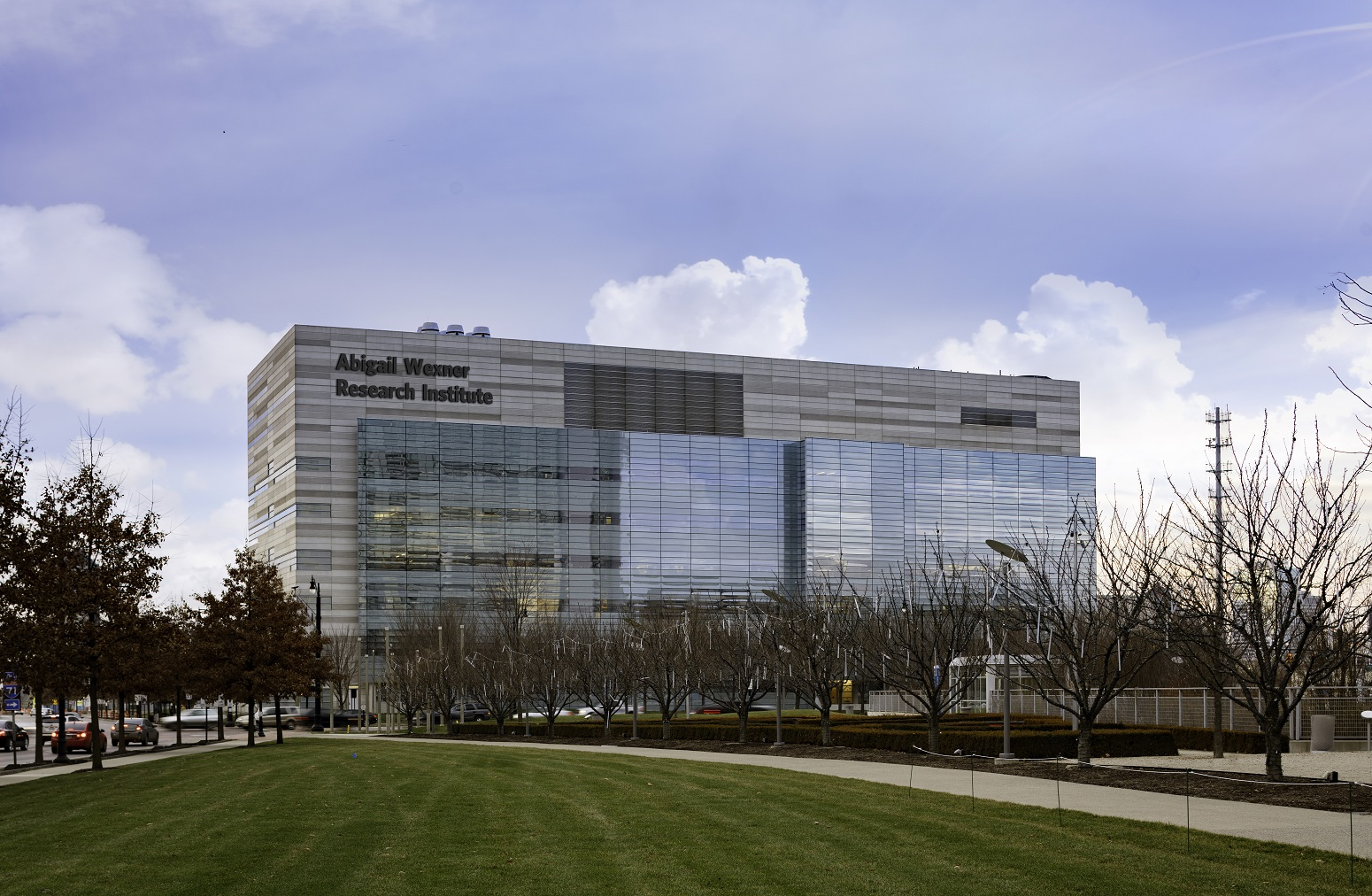 Nationwide Children's Hospital  Announces Plans to Dedicate the Abigail Wexner Research Institute