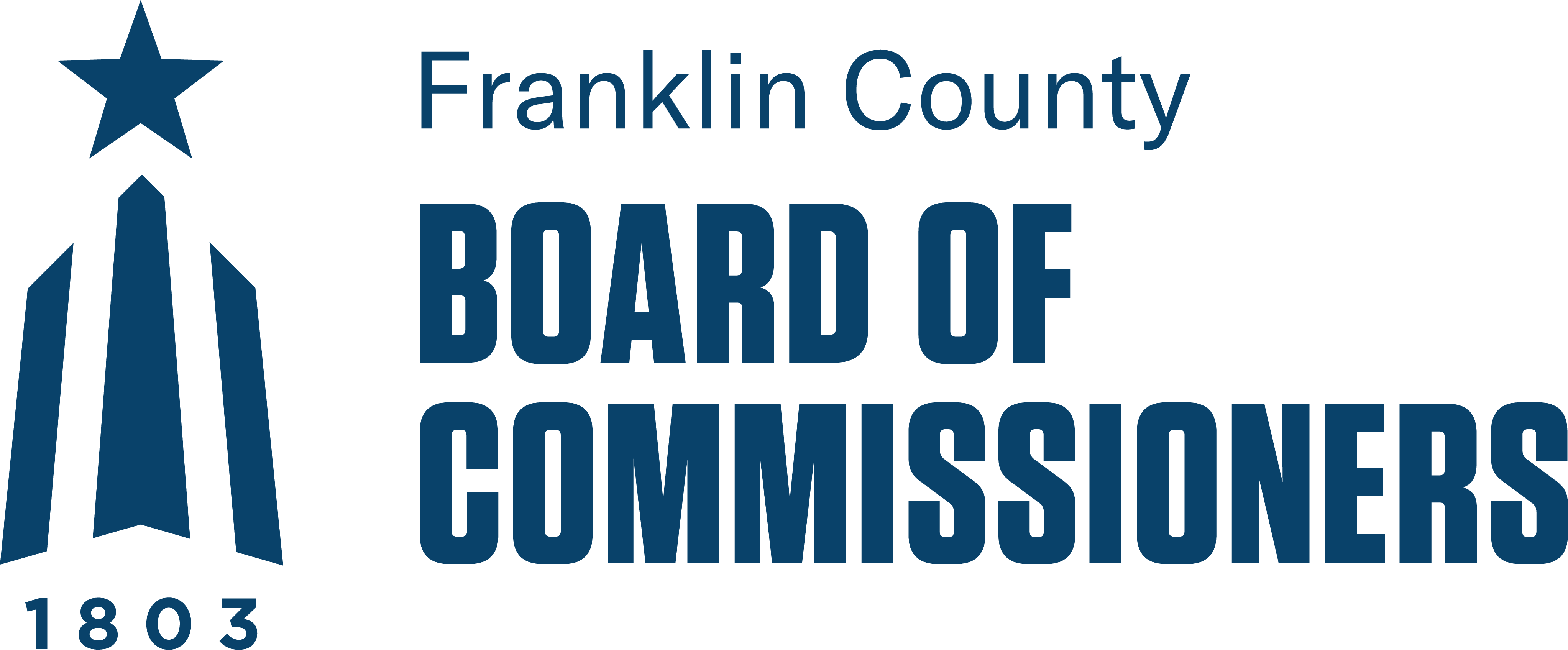 Franklin County Board of Commissioners Logo
