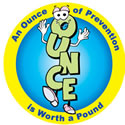 Ounce of Prevention logo