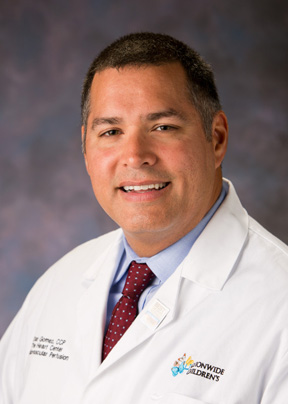 Daniel Gomez, CCP, FPP, Chief of Perfusion Services