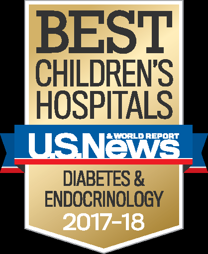 US News and World Report Endocrinology Ranking