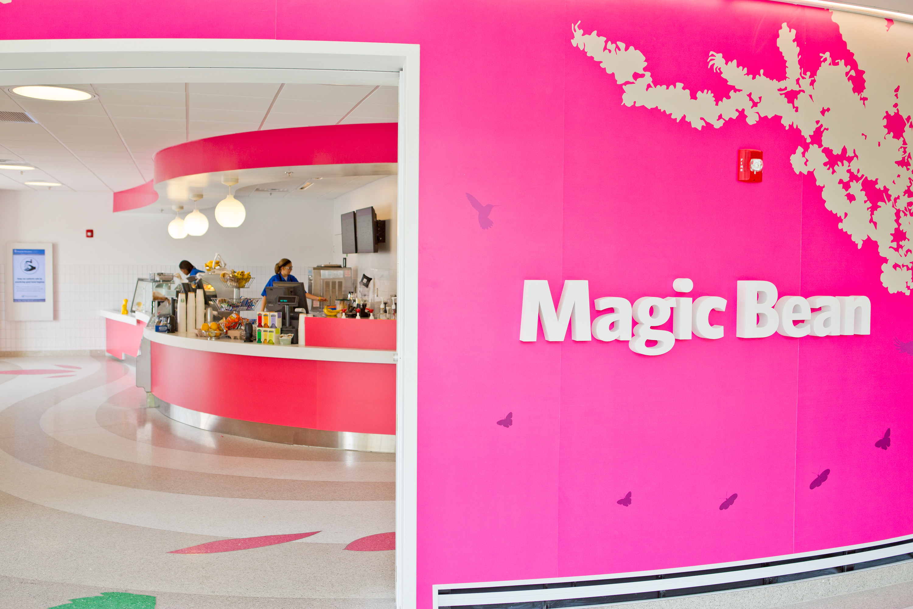 Magic Bean Cafe