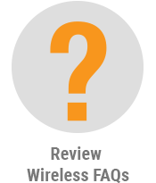 Review FAQs Icon